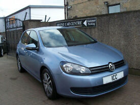09 09 VOLKSWAGEN GOLF 2.0 TDi SPORT SE CR 5DR TURBO DIESEL 140BHP ALLOYS CLIMATE