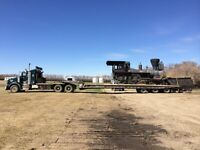 Heavy Equipment Lowboy Landoll Hauling Lowbed 403 399 5103