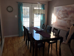 Close to Oultons, Hospitals, NBCC, and downtown. All included