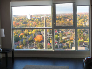 Amazing 1 BR + Den Condo at One Victoria in Downtown Kitchener