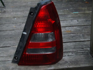 Subaru Forester Lights Tail Lights 2003-2005