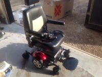 New Power Wheelchair