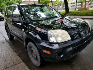 Nissan X Trail 2005, A1 Condition