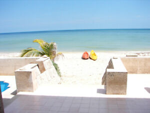 BEACH COTTAGE--PROGRESO--YUCATAN MX