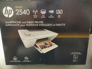 HP Deskjet 2540 printer new in box