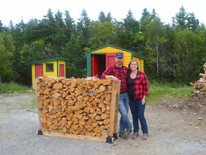Firewood Factory: Reliable Delivery of Birch & Spruce St. John's Newfoundland image 2