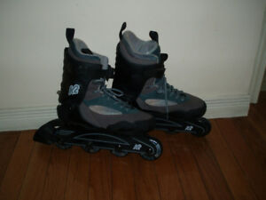 Gently Used K2 Rollerblade size 7/7.5 and 10 US