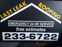 ROOFING - Emergency 24 HR service