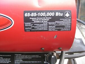 Propane Heater    Sold PPU Windsor Region Ontario image 2