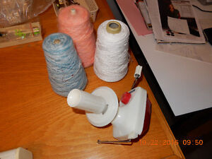 Brother KH860 Knitting Machine and Attachments Prince George British Columbia image 8