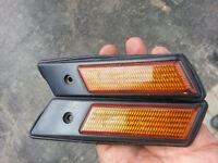 BMW E36 3 Series Driver and Passenger Amber fender side markers