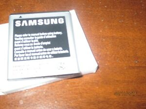 New Samsung cell phone battery Kitchener / Waterloo Kitchener Area image 1