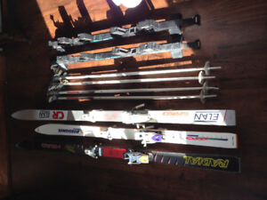 Older ski package