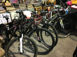 Mountain Bikes NEW ARRIVALS for Christmas $100-$500