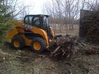 Bobcat Services,Landscaping,Hauling,Removal,Dozer,Packer