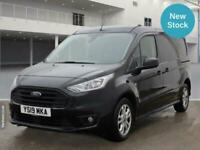 2019 Ford Transit Connect 1.5 EcoBlue 120ps Limited Long Wheelbase L2H1 Van PANE