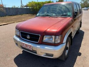 HOLDEN JAKROO AUTO 4X4 7 SEATER Winnellie Darwin City Preview