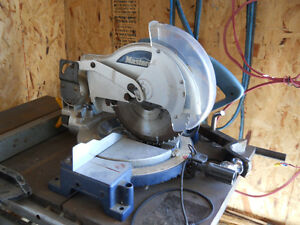 MITER AND TABLE SAWS FOR SALE