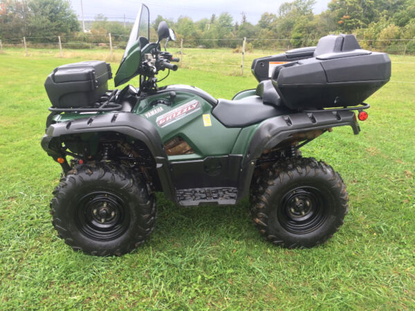 Yamaha grizzly 700 with eps for sale canada for Yamaha grizzly 700 for sale