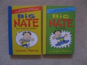 Big Nate Hardcover Books