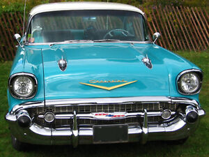 1957 CHEVROLET CHEVY ANY COND RESTORED OR PARTIALLY RESTORED $$$