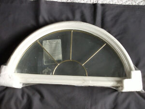 "SunBurst ""FanLight"" Entry Door IG Insert (New & Factory Sealed) Calgary Alberta image 4"