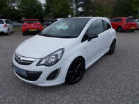 13-63 Vauxhall Corsa 1.2i 16v ( 85ps ) Limited Edition ( a/c )