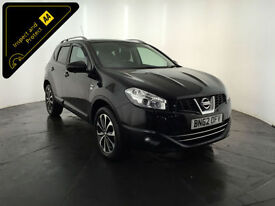 2012 62 NISSAN QASHQAI N-TEC+ DCI DIESEL FINANCE PART EXCHANGE WELCOME