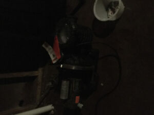 Pool pump, filter and heater