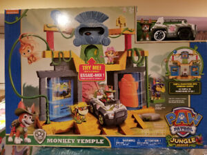 Paw Patrol - Monkey Temple