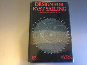 Design For Fast Sailing Research Afloat & Ashore by Harry Morss