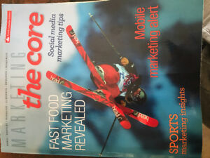 Marketing: The Core 4th Canadian edition GREAT INFO ON MARKETING