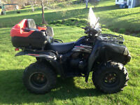 BRUTE FORCE 650 KAWASKAI - MAKE ME AN OFFER