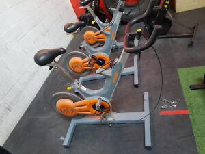 Keiser Pro Gym Spin Bike