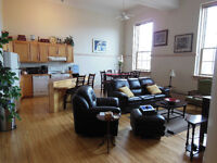 Prince Edward Lofts-2 bedroom-Close to Downtown-Heat Inc