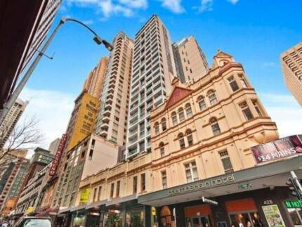 Need female share room on Pitt st. near World square