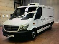 2014 64 MERCEDES-BENZ SPRINTER 2.1 313CDI MWB FRIDGE CHILLER FREEZER NEW SHAPE.