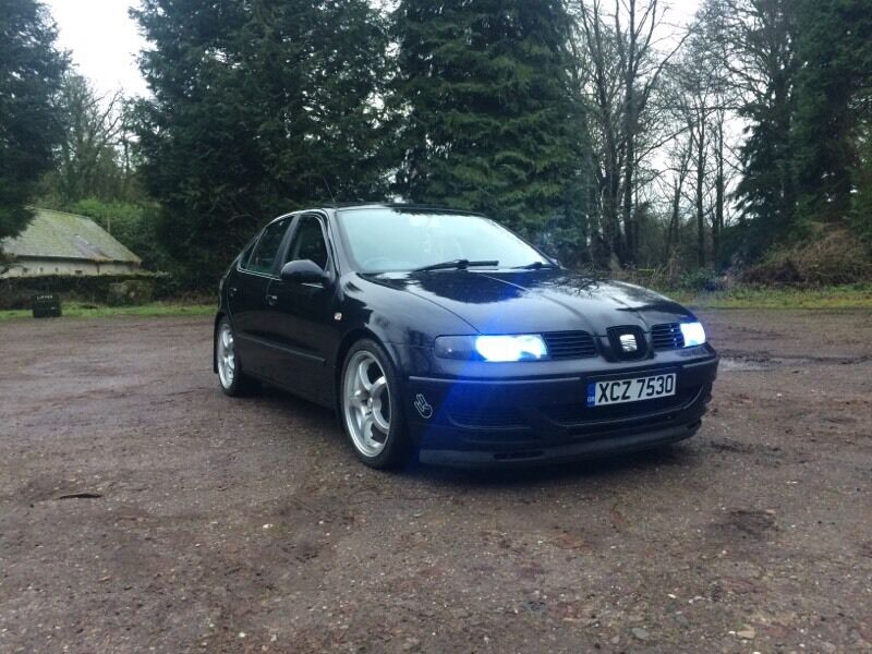 seat leon 2004 price drop in omagh county tyrone gumtree. Black Bedroom Furniture Sets. Home Design Ideas