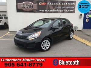 2014 Kia Rio LX+   AUTO HEATED SEATS CRUISE  BLUETOOTH