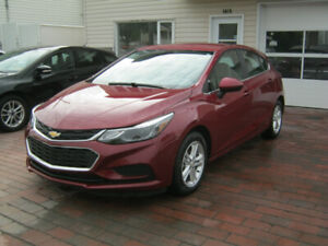 2017 Chevrolet Cruze LT Berline