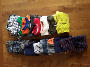 Boy's 12-18 Month Complete Clothing Lot