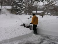 Affordable snow removal for Airdrie and surrounding areas