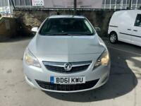 2011 (61) Vauxhall Astra 1.3 CDTi E/F SE 5dr   Long MOT   1 F-Keeper   FSH