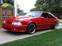 RECHERCHE Mustang 3ième génération - lire description.
