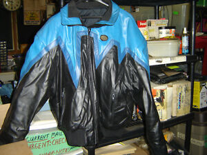 SUITS, SNOWMOBILE, LEATHER, custom.  Update NOV 2017