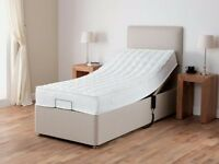 almost new electric Salus adjustable bed