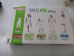Wii fit plus for Nintendo