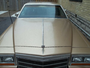 1982 Cadillac GOLD Coupe (2 door)