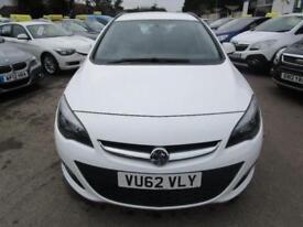 2013 Vauxhall Astra 1.3 CDTi ecoFLEX 16v Exclusiv (s/s) 5dr