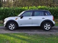 Mini Countryman 1.6 Cooper D All4 5dr DIESEL MANUAL 2014/14
